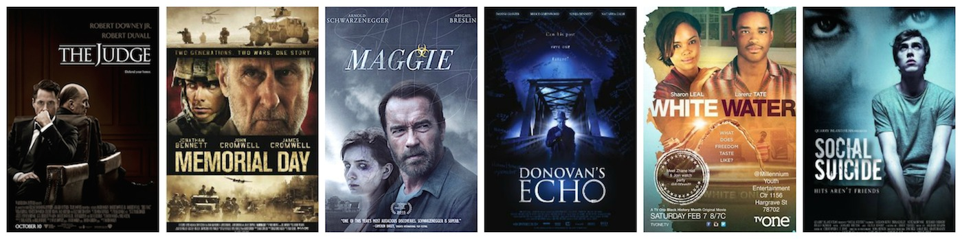 PAGE Award Winners Movies