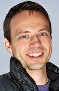 2012 Screenwriting Contest Winner Tobin Addington